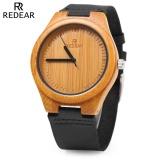 Model Redear Sj 1448 3 Quartz Men Watch Wooden Dial Pita Kulit Jam Tangan Allwin Internasional Terbaru