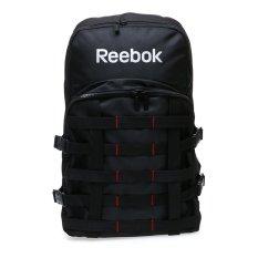 Jual Reebok Strappy Tas Ransel Hitam Merah Online