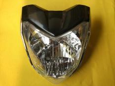 Diskon Reflektor Headlamp Head Lamp Lampu Depan Hitam Chrome Byson Standar H4 Dki Jakarta