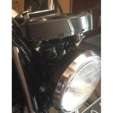 Reflektor standar Lampu Tiger Megapro Vixion old Thunder CB Scorpio