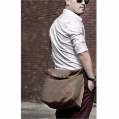 Remax Fashion Laptop Bodypack Shoulder Bags Tas Selempang Pria Men Sling Bag Tas Bahu Buat Ipad Buk
