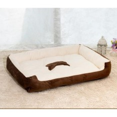 Spesifikasi Removable Puppy Cat Dog Bed Cushion Blanket Kennel Pet House Xxs Brown Oleh Wwang Nbsp Intl Yg Baik