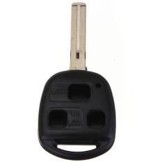 Remot Cadangan FOB 3 tombol untuk Lexus IS200 GS300 LS400 RX300