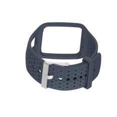 Replacement Silicone Band Strap For TomTom Runner Cardio Sport GPS Watch GY - intl
