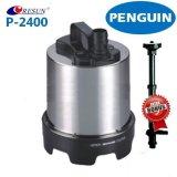 Ulasan Tentang Resun Penguin P 2400 Vertical Water Pump Series Pompa Celup Air Mancur Akuarium Kolam Ikan Tawar Laut
