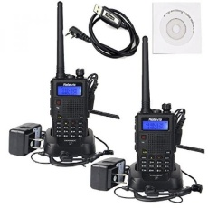 Retevis RT5 (Generasi 2) Dual Band 2 Way Radio 8 W VHF/UHF136