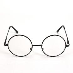 Retro Hitam Mode Bulat Berbingkai Logam Bingkai Kacamata Baca Kacamata Adapula 2 5 Indonesia
