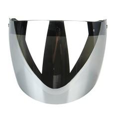Retro Helm Perisai Lensa Capacete Helm Helm Wajah Terbuka Antik Flight Helm untuk 3-Tempatkan
