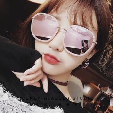 Rp 72.200. Korea Selatan Retro Kepribadian Kacamata Hitam Perempuan Pasang  Wajah Bulat Wajah Besar Bingkai Besar Jaringan Bintang Merah Model ... cf4ec2f69a