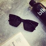 Jual Retro Perempuan Kecil Bintang Kacamata Hitam Kacamata Hitam Kacamata Hitam Online