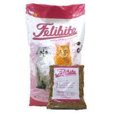 RGO Felibite Cat Food 500gr Kemasan Repack, Makanan Kucing