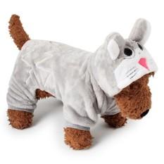 RHS Online Kucing Hoodie Anjing Peliharaan Kostum Pakaian Peliharaan Mantel Sweter Ukuran S-Internasional
