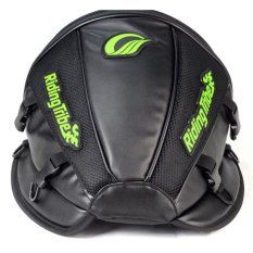 Review Riding Tribe Durable Motorcycle Helmet Tail Seat Bag Top Case With Great Capacity Reflective Stripe Shoulder Bands Intl Riding Tribe Di Tiongkok