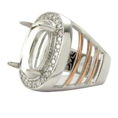Ring Emban Cincin Perak Hongkong Kadar 925 (150514) - Pdaxyp