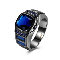 Spesifikasi Ring Watch Inlaid Blue Crystal Woman Lkn18Krgpr869 A 6 Intl Toyck