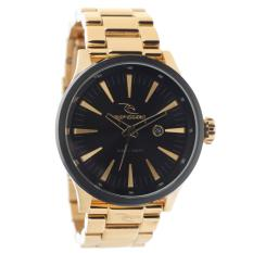 RIPCURL-RECON Midnight Agent Series Jam Tangan Pria Fashion Stainless Steel