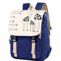 RNW Tas Ransel Backpack Sekolah Anak Dewasa Remaja