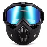 Jual Robesbon Motor Anti Uv Kacamata Dengan Masker Murah Tiongkok