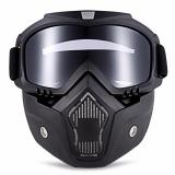 Diskon Robesbon Motor Anti Uv Kacamata Dengan Masker Intl