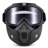 Jual Robesbon Mt 009 Motor Kacamata Dengan Masker Yang Bisa Dilepas Dan Filter Mulut Harley Style Protect Padding Helm Kacamata Intl Not Specified Branded