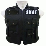 Spek Rompi Biker Body Protector Pelindung Dada Vest Police Swat Rompi Multi