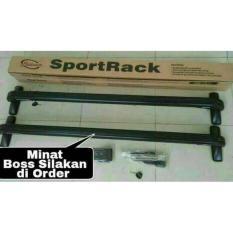 Roof Rack/Sport Rack Mobil Avanza/Innova/Mobilio/Spin/L Diskon