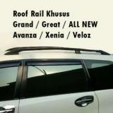 Spesifikasi Roofraill All New Avanza Xenia Kaki 3 Murah
