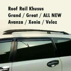 Jual Roofraill All New Avanza Xenia Kaki 3 Monza Grosir