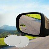 Beli Rorychen 1 Pair Auto Side 360 Lebar Sudut Bulat Cermin Cembung Mobil Kendaraan Blind Spot Zona Mati Mirror Rearview Mirror Cermin Bulat Kecil Intl Rorychen Asli