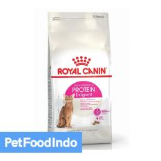 Spek Royal Canin Exigent 42 Protein 2 Kg Indonesia