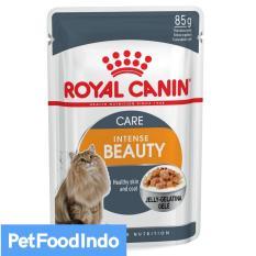 Jual 12 Pcs Royal Canin Intense Beauty Jelly 85 Gr Termurah