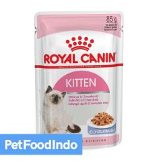 Harga 12 Pcs Royal Canin Kitten Instinctive Jelly 85 Gr Lengkap