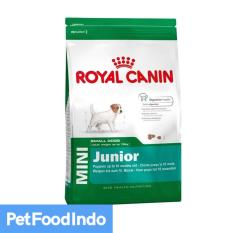 Beli Royal Canin Puppy Mini 2 Kg Royal Canin Mini Junior 2 Kg Murah Indonesia
