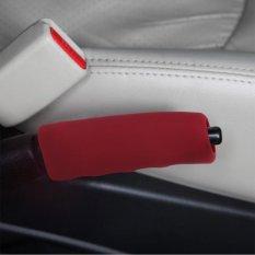 Review Rem Tangan Mobil Karet Jual Penutup Tombol Shift Tongkat Persneling Sarung Bantal Mobil Mm X 80Mm Untuk Dekorasi Interior Pad Merah Internasional Tiongkok