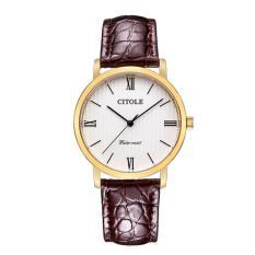 Ruixiang Bontek Elektronik CITOLE Watch Strap Pasangan Meja Korea Siswa Bijou Fashion Watch Tahan Air QUARTZ