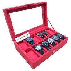 Rumania Craft Kotak Jam Tangan Isi 12 - Merah ef60b4d75b