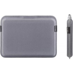 Runetz - 15-inch GRAY Sleeve Magnetic Hard Cover for MacBook Pro 15.4 Laptops 15 - Gray