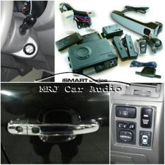 Rush Terios Alarm mobil canggih Ismart Immobilizer / Keyless Entry / Start stop engine PNP / Alarm mobil Rush promo / Sale Alarm canggih Terios / Socket to socket / Toyota / Daihatsu