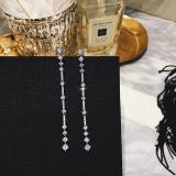 Jual S925 Wanita Elegan Liontin Sterling Silver Anting Oem Original