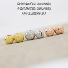 S925/18 K Perempuan Sterling Perak Emas Putih Sterling Perak Kalung