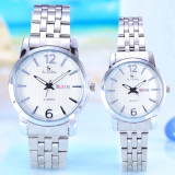 Jual Saint Costie Jam Tangan Pria Wanita Body Silver Stainless Steel Band Sc Rt 5126B Gl Sw Saint Costie