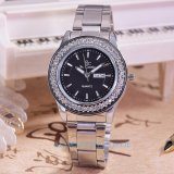 Beli Saint Costie Jam Tangan Wanita Body Silver Black Dial Sc 5758E Sb Th Pnp Stainless Steel Band Dengan Kartu Kredit