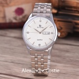 Model Saint Costie Jam Tangan Wanita Original Brand Sc Rt 5280L Sw T H Pnp Stainless Steel Band Terbaru