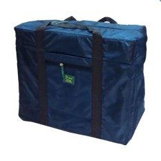 Sakura Hand Luggage / Tas Tambahan Di Koper Biru Tua