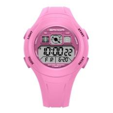 Harga Sanda Merek Watch 331 Anak S Digital Led Multifungsi Alarm Stopwatch Fashion Sports Jam Tangan Fullset Murah