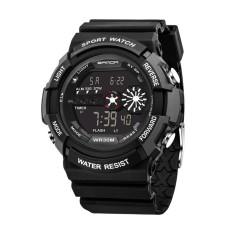 Sanda Olahraga Luar Ruangan Tahan Air Multi-Kinetik Elektronik Watch 320-Intl