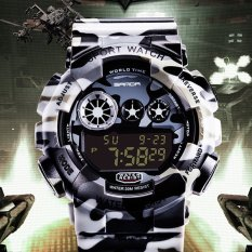 Harga Sanda Watch 289 Olahraga Watch Pria G Gaya Fashion Analog S Shock Digital Watches Militer Waterproof Jam Tangan Relogio Masculino 289 Intl Terbaru