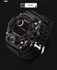 Dapatkan Segera Sanda Watch 326 Pria Militer Olahraga Jam Tangan Digital Led Elektronik Pria Jam Tangan Relogio Masculino Intl