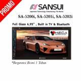 Toko Sansui Sa 5200I Sa 5201I Sa 5202I Head Unit Double Din 2Din Sa5200I Sa5201I Sa5202I Tape Tv Audio Mobil Yang Bisa Kredit