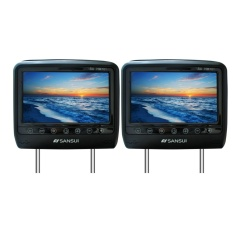 Top 10 Sansui Sa Hm701 7 Headrest Monitor Black Online